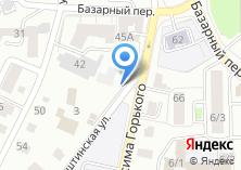 Компания «BLACKOUT AUTO-STUDIO» на карте