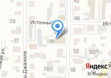 Компания «Областной центр татарской культуры» на карте