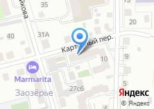 Компания «Сибэлектрокомплект» на карте