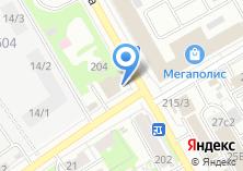 Компания «Techno Craft» на карте