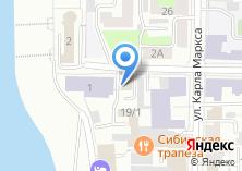 Компания «Кадастровые технологии» на карте