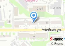 Компания «Элекомп» на карте