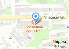 Компания «Томские праздники» на карте