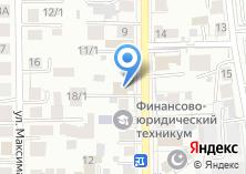 Компания «Центр временного содержания несовершеннолетних правонарушителей Управления МВД России по Томской области» на карте