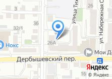 Компания «Дежа-Вю» на карте