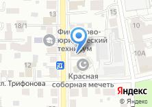 Компания «Красная соборная мечеть» на карте