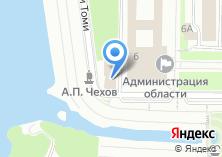 Компания «Славянский базар» на карте