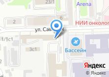 Компания «Муниципальная Управляющая Компания» на карте