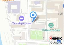 Компания «Паркет центр» на карте