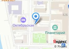 Компания «Сибавтоматика+ сеть магазинов ЦЕНТР ЭЛЕКТРОТЕХНИКИ» на карте