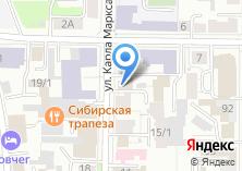 Компания «Оптиум торгово-сервисный центр» на карте