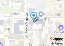 Компания «Томский сельскохозяйственный институт» на карте