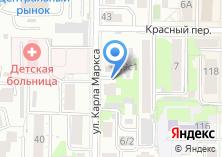 Компания «Автошкола РОСТО Северного округа» на карте