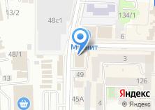 Компания «Услада» на карте