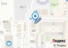 Компания «Mary Kay» на карте