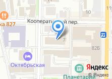 Компания «БАРС ТРАНСПОРТНАЯ КОМПАНИЯ» на карте