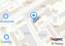 Компания «Томскагроснаб» на карте
