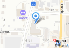 Компания «Техком СБ» на карте