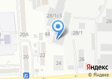 Компания «MKM» на карте