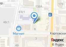 Компания «Соболек» на карте