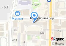 Компания «Мобильный базар» на карте