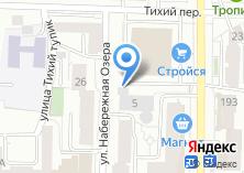 Компания «Окна ГОСТа» на карте