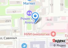 Компания «НИКО-Телеком» на карте