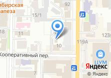 Компания «Ковка в интерьере» на карте