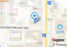 Компания «Либерти Тур» на карте