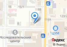 Компания «Искушение соблазна» на карте