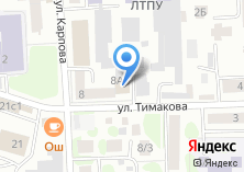 Компания «Сбербанк России» на карте