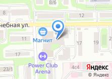 Компания «EVL Сервис» на карте