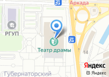 Компания «Томский областной Театр Драмы» на карте
