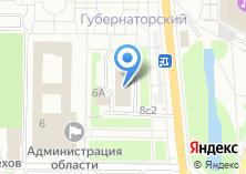 Компания «АКБ Росбанк» на карте