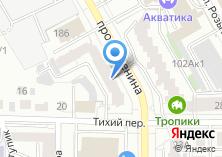 Компания «ПАРАЦЕЛЬС» на карте