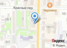 Компания «Копия» на карте