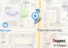 Компания «Говорун» на карте