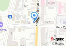 Компания «Цитрон» на карте
