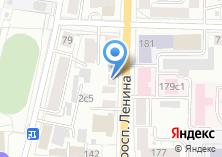 Компания «Томское земельное агентство» на карте