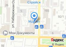 Компания «Пава» на карте