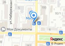 Компания «Канцелярский мир» на карте