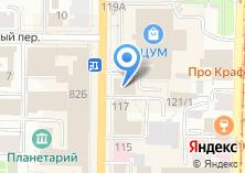 Компания «Томские Епархиальные Ведомости» на карте