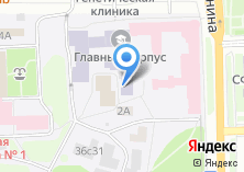 Компания «СибГМУ» на карте