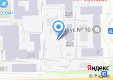 Компания «СибЭлектроЗащита» на карте