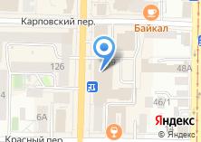 Компания «Адвокат Карышева П.С.» на карте