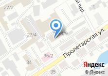 Компания «АХО-Центр» на карте