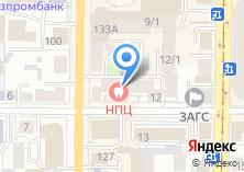 Компания «Юридическая компания Сибирского региона» на карте