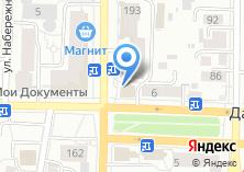 Компания «Эффект» на карте