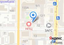 Компания «Адвокат Лапов А.Е.» на карте