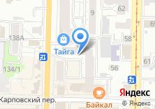 Компания «Томгеоплан» на карте